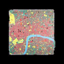London Splash Map