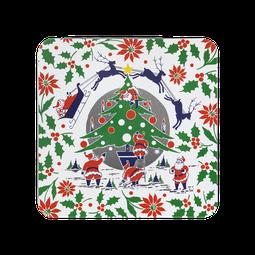 ロッキング アラウンド ザ クリスマス ツリー 缶