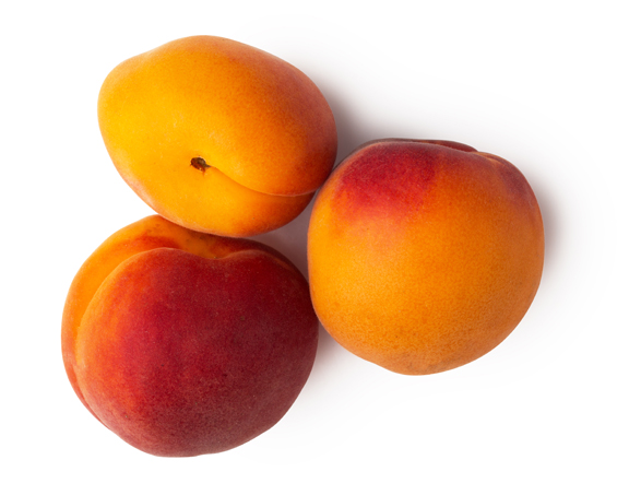 Dried Apricots - Image