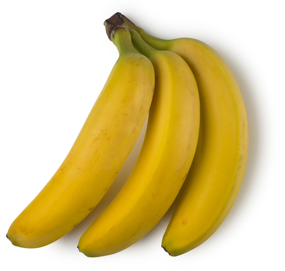 Fresh Organic Fair Trade Bananas - Image