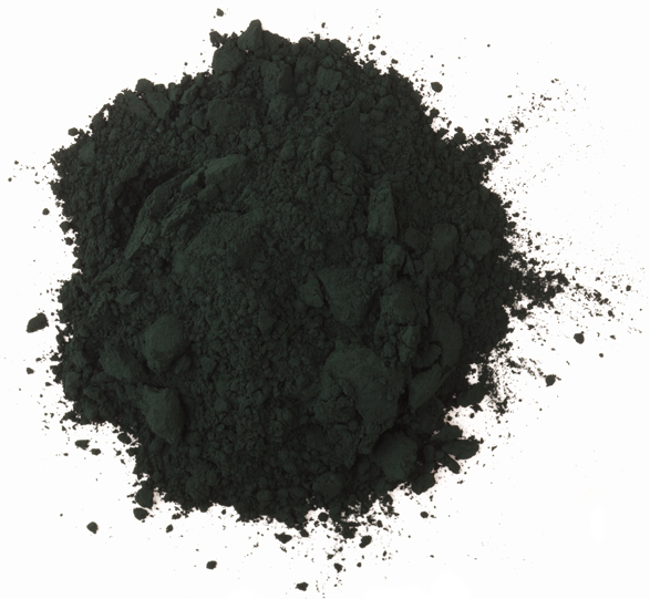 Chlorofyl (Kleurstof 75810) - Afbeelding