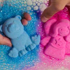 Product Story - Fairy and Bear - Image