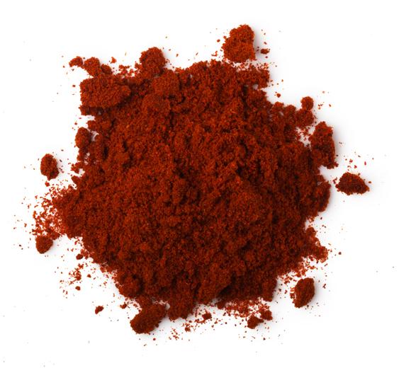 Oléorésine de paprika (Capsicum annuum) - Image