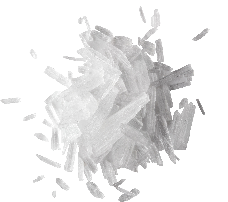Menthol Crystals - Image