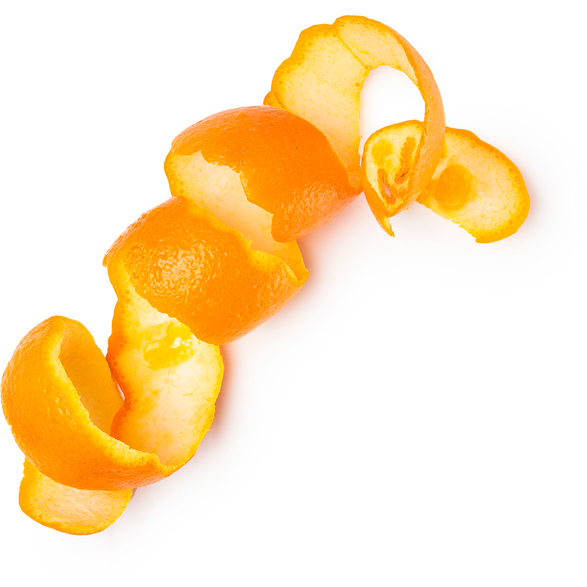 Fresh Orange Peel Infusion - Image